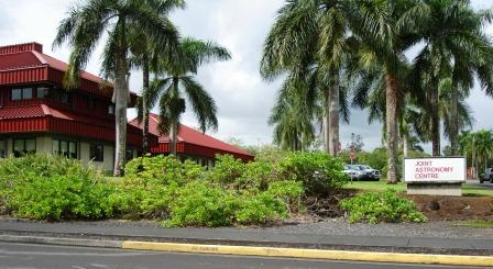 JAC headquarters Hilo