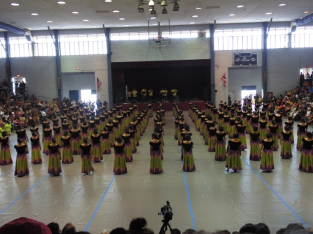 Japanese Dancers in Hilo