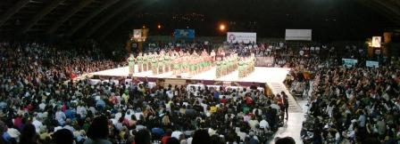 UHH Samoan Club at Merrie Monarch 2009