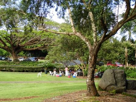 Easter in the Park in Hilo
