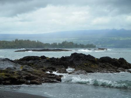 Richardson Beach Hilo, Hawaii