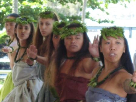 Hula by Hawaii Community College in Hilo