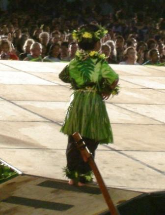 Hula Boy Merrie Monarch 2008