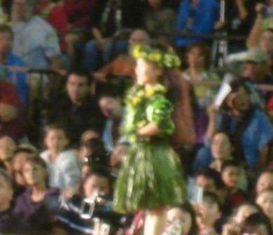 Hula Girl Merrie Monarch 2008