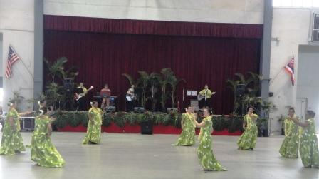 Hula ladies
