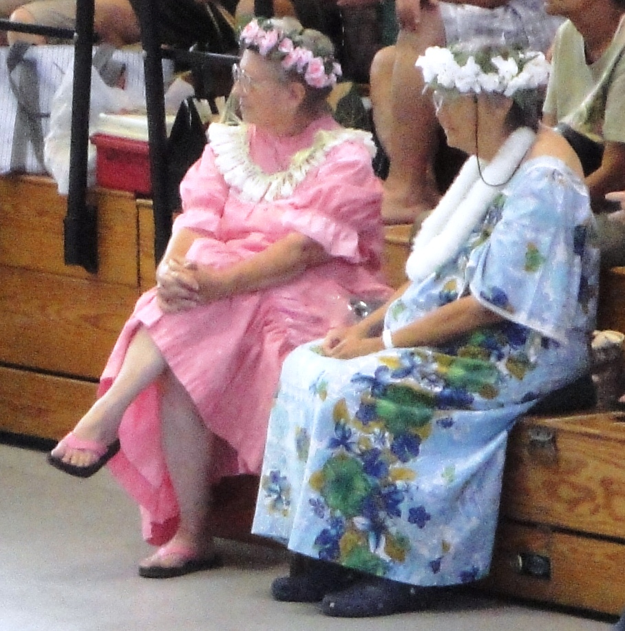 Tutus at Merrie Monarch