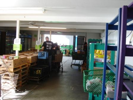 Food Bank in Hilo