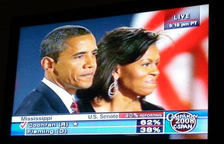 Hawaii's Obama wins