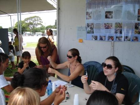 Ocean Day DNA Extraction in Hilo hiloliving.com