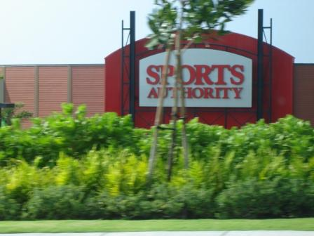 Sports Authority Kona