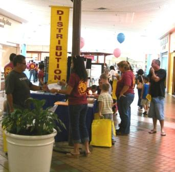 HELCO energy fair in Hilo