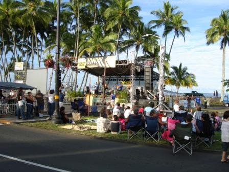 Hilo bandstand 2 for block party
