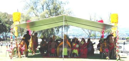 Royal Court in Liliuokalani festival