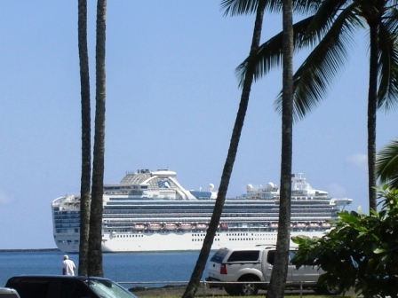 ship from downtown Hilo