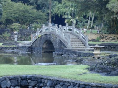 Liliuokalani Park In Hilo
